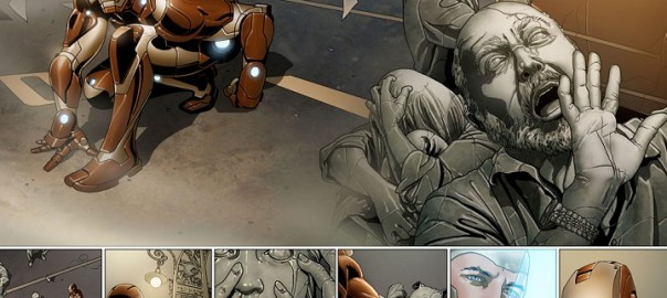 EL Invencible Iron Man #6: Miedo Encarnado
