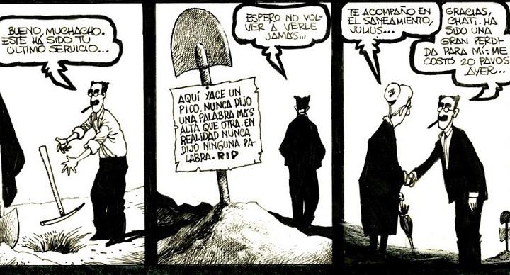 Grouñidos en el Desierto. 1979-1980