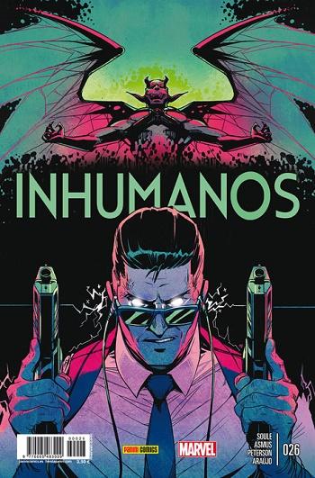 Inhumanos #26