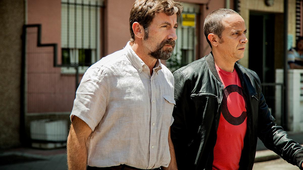 Antonio de la Torre y Luis Callejo