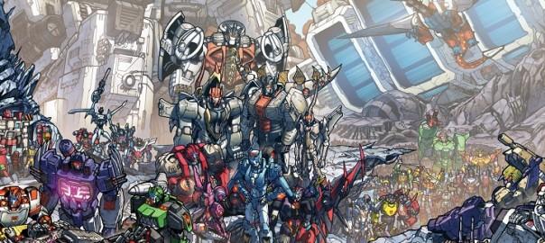 Transformers: Cybertron Oscuro