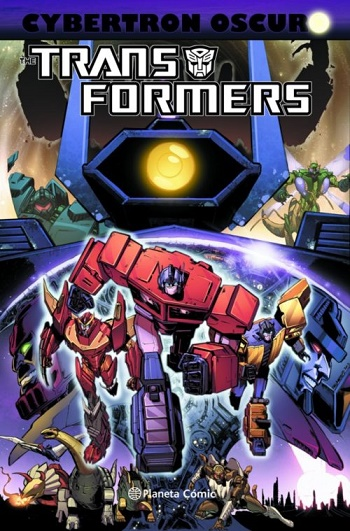 Transformers: Cybertron Oscuro