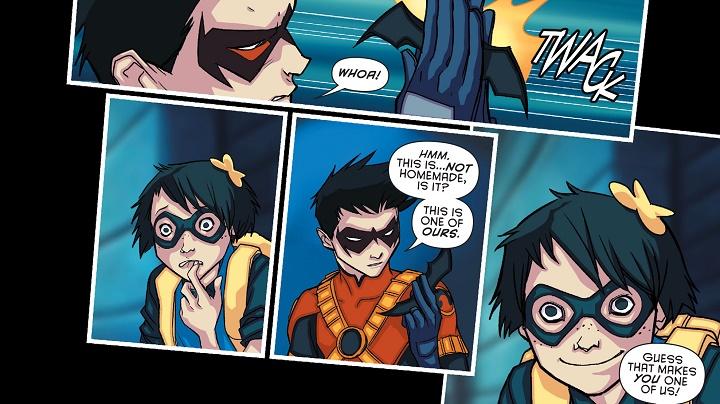 Batman Presenta: Academia Gotham - Calamidad