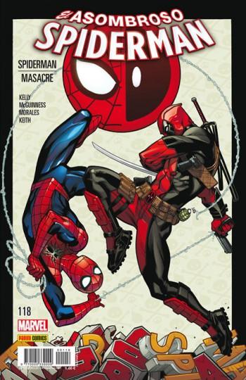 Spiderman/Masacre