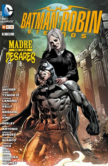 Batman y Robin Eternos #3
