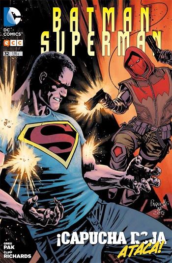 Batman / Superman #32