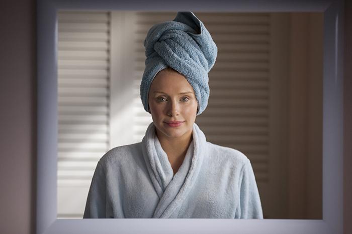 Bryce Dallas Howard en 'Nosedive', nuevo episodio de la tercera temporada de 'Black Mirror'