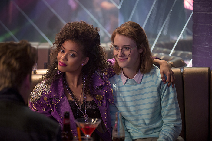 Gugu Mbatha-Raw y Mackenzie Davis en 'San Junipero', nuevo episodio de la tercera temporada 'Black Mirror'