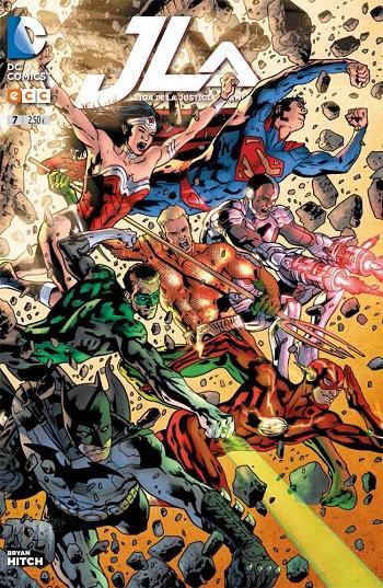 JLA – Liga de la Justicia de América #7