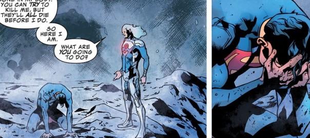 JLA – Liga de la Justicia de América #8