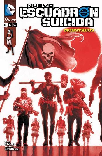 Nuevo Escuadrón Suicida: Monstruos