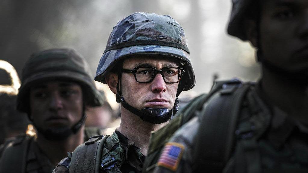 Joseph Gordon Levitt en Snowden