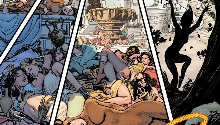Wonder Woman: Tierra Uno #1