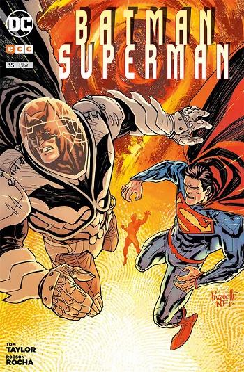 Batman / Superman #35