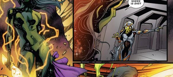 Guardianes de la Galaxia #44