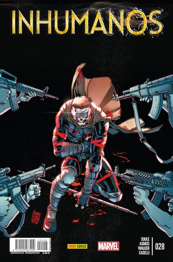 Inhumanos #28