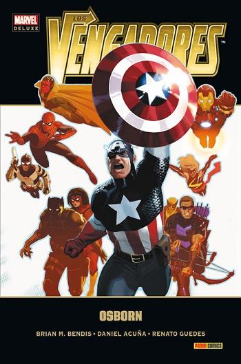 Los Vengadores #4: Osborn