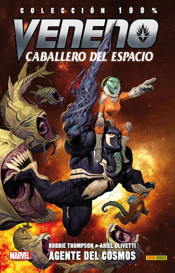 Veneno: Caballero del Espacio #1