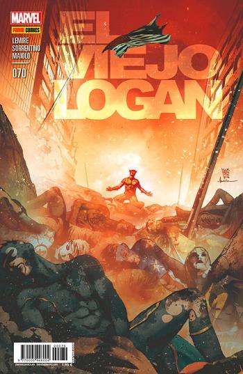 El Viejo Logan #70