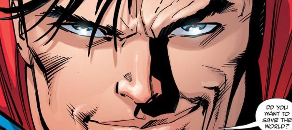 Caballero Oscuro III: La Raza Superior #5