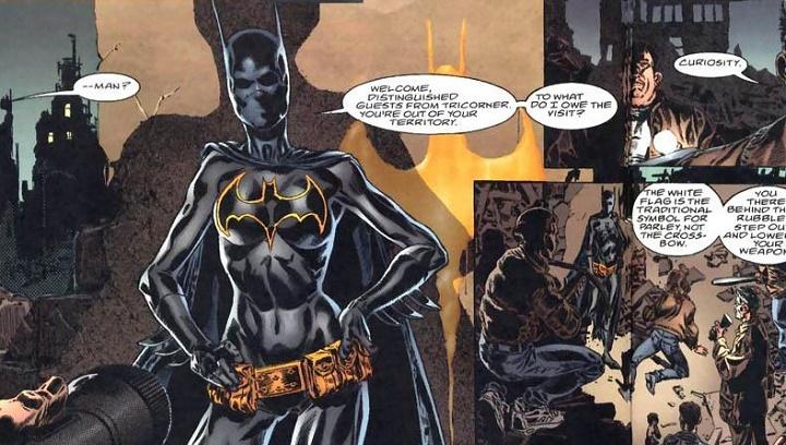 Batman: Tierra de Nadie #2