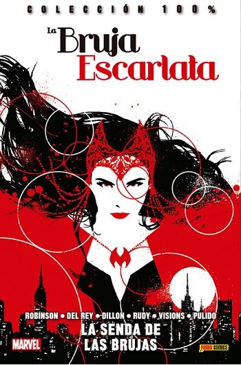 La Bruja Escarlata #1