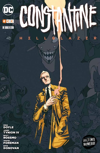 Constantine: Hellblazer #3