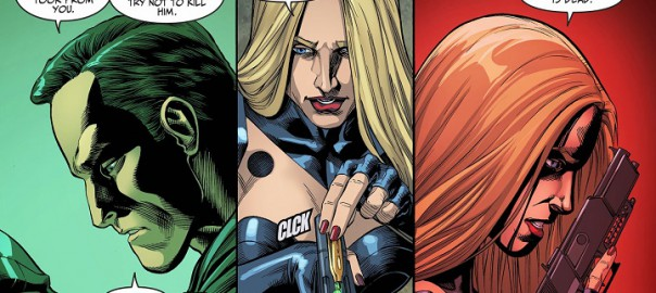 Injustice, Gods Among Us: Año Dos #2