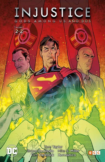 Injustice, Gods Among Us. Año Dos #2