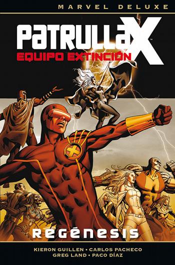 Patrulla-X: Equipo Extinción