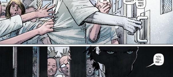 El Regreso del Caballero Oscuro: La Última Cruzada