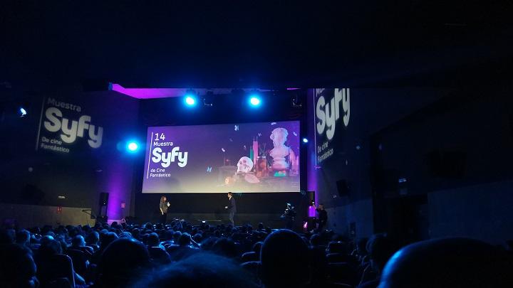 14 Muestra Syfy de Cine Fantástico
