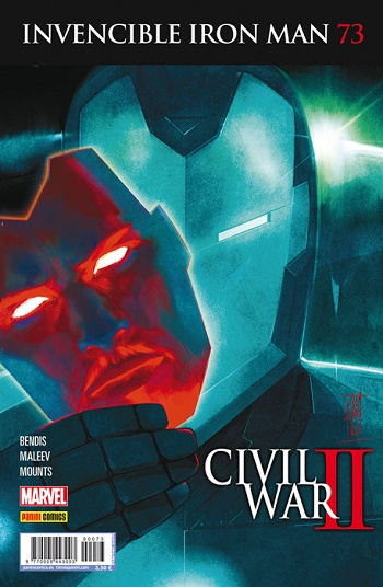 Invencible Iron Man #73