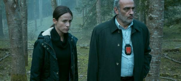 Marta Etura y Francesc Orella