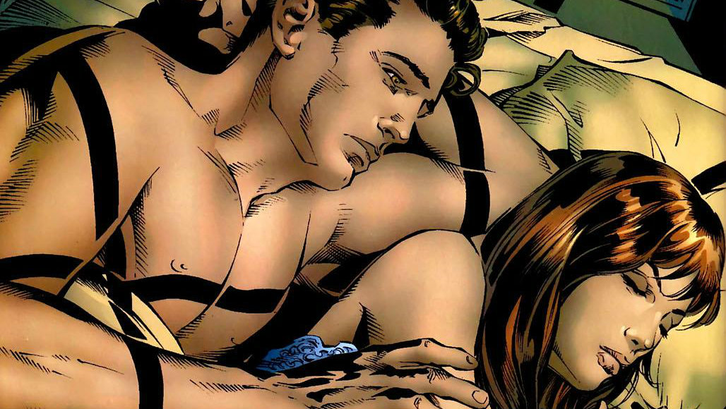 Peter Parker y Mary Jane