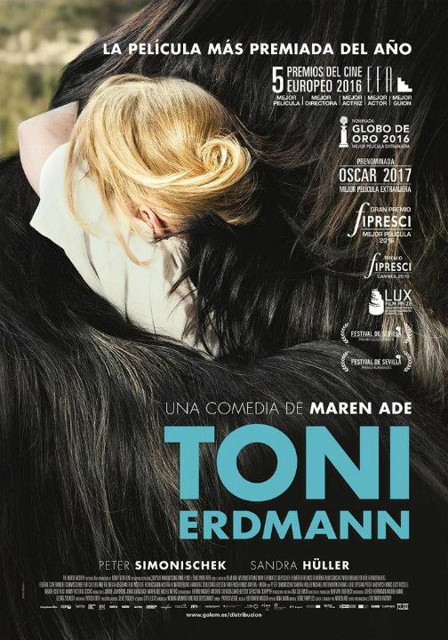 Poster de Toni Erdmann