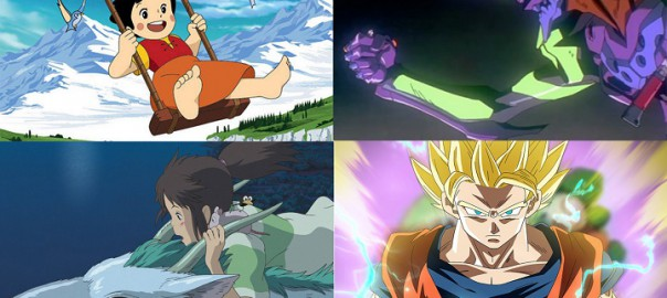 Anime! Anime! 100 Años de Animación Japonesa