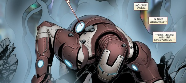 El Invencible Iron Man #7