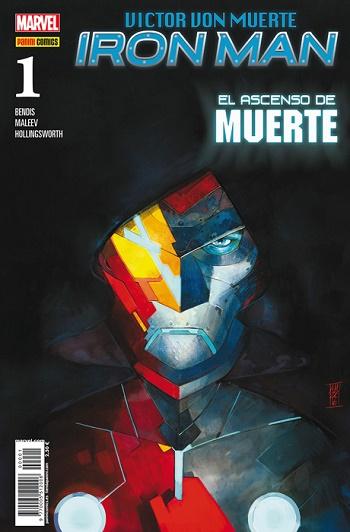 Victor von Muerte: Iron Man #1