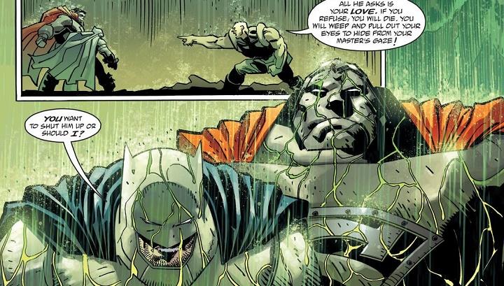 Caballero Oscuro III: La Raza Superior #6