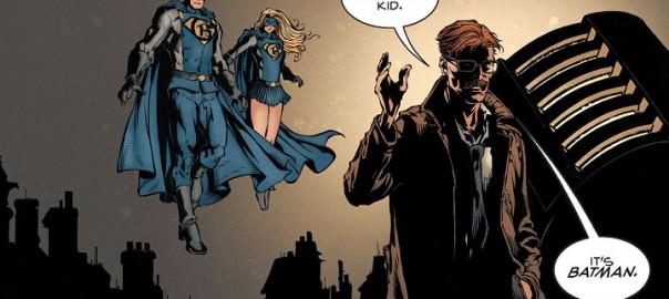 Batman: Renacimiento #2