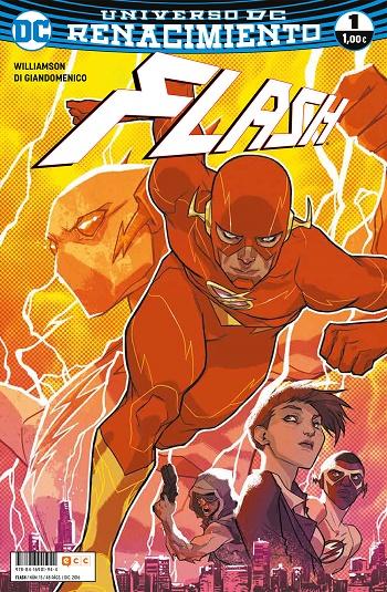 Flash: Renacimiento #1