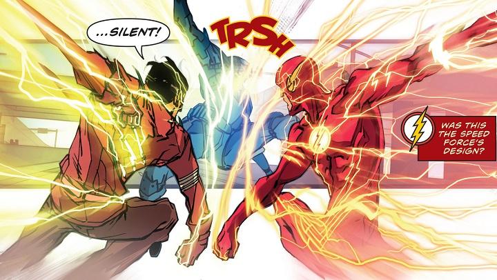 Flash: Renacimiento #2