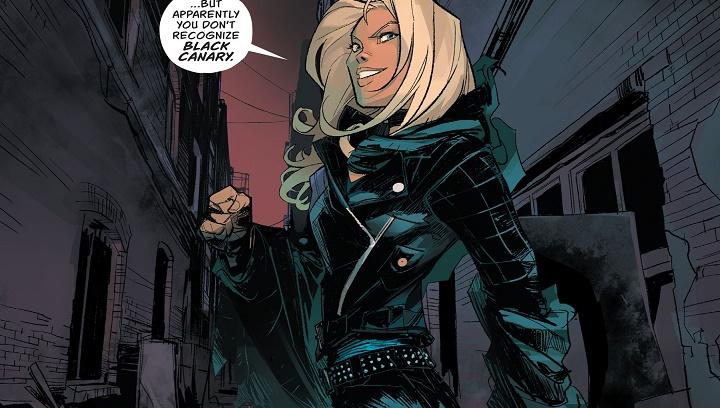 Green Arrow: Renacimiento #1
