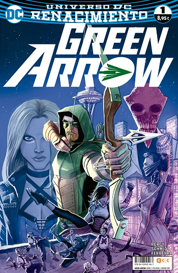 Green Arrow: Renacimiento #1
