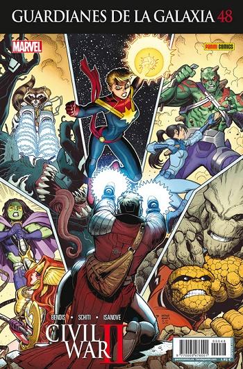 Guardianes de la Galaxia #48