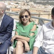 Jaime Ordóñez, Carmen Machi y Secun de la Rosa