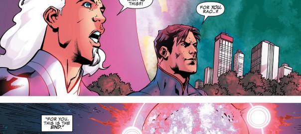 JLA - Liga de la Justicia de América #10
