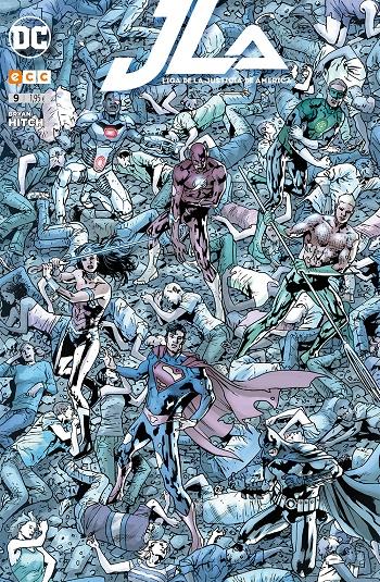 JLA - Liga de la Justicia de América #9