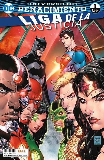 Liga de la Justicia: Renacimiento #1